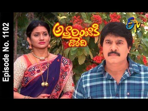 Attarintiki Daredi   17th May 2018   Full Episode No 1102   ETV Telugu
