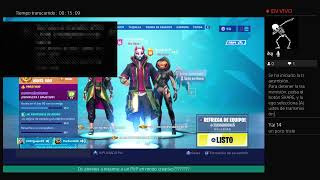 Playing fortnite challenge we only kill epic skins NAU TO PRO