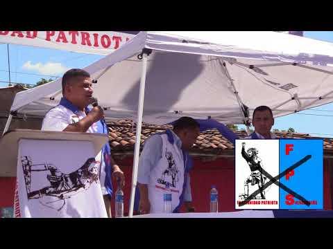 VOTA POR FRATERNIDAD PATRIOTA SALVADOREÑA EN USULUTAN LIC. OSCAR MUÑOZ  ALCALDE 2018-2021