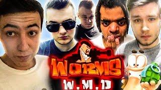 TOTALNE RAKOWISKO! - Worms W.M.D