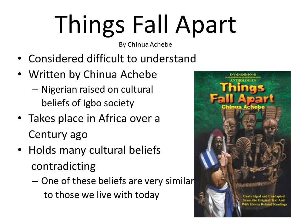 feminity of chinua achebe