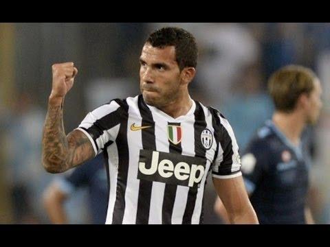 Tevez fantastic goal vs Milan, Milan vs Juventus 0-2, goal Tevez HD 2/3/14 (SKY) (lega serie A)
