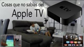 Apple TV: Cosas que debes saber