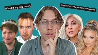 Ryland Adams Is A Hypocrite & Gabbie Hanna Comes For Trisha Paytas