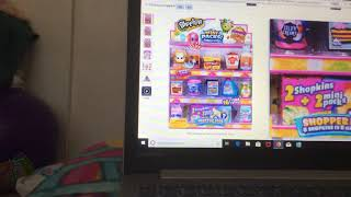 Shopkins season 10 Mini Pack Shopper Pack 16 reviews 💖🍩