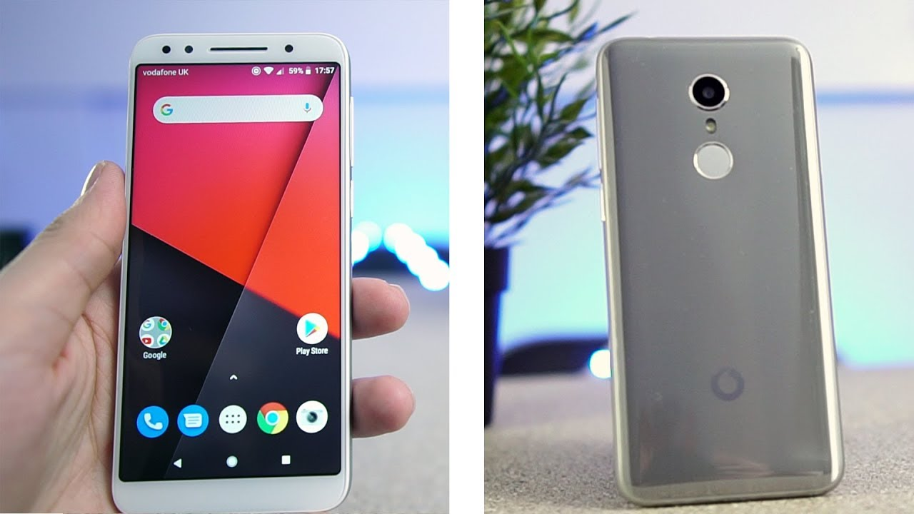 Vodafone Smart N9 Review - Is This The Best Handset Under £100