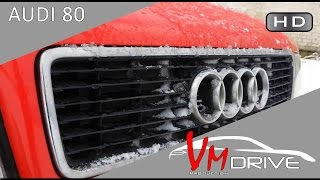 Тест драйв AUDI 80 B4/ Test Drive AUDI 80 B4(, 2015-02-10T20:46:47.000Z)