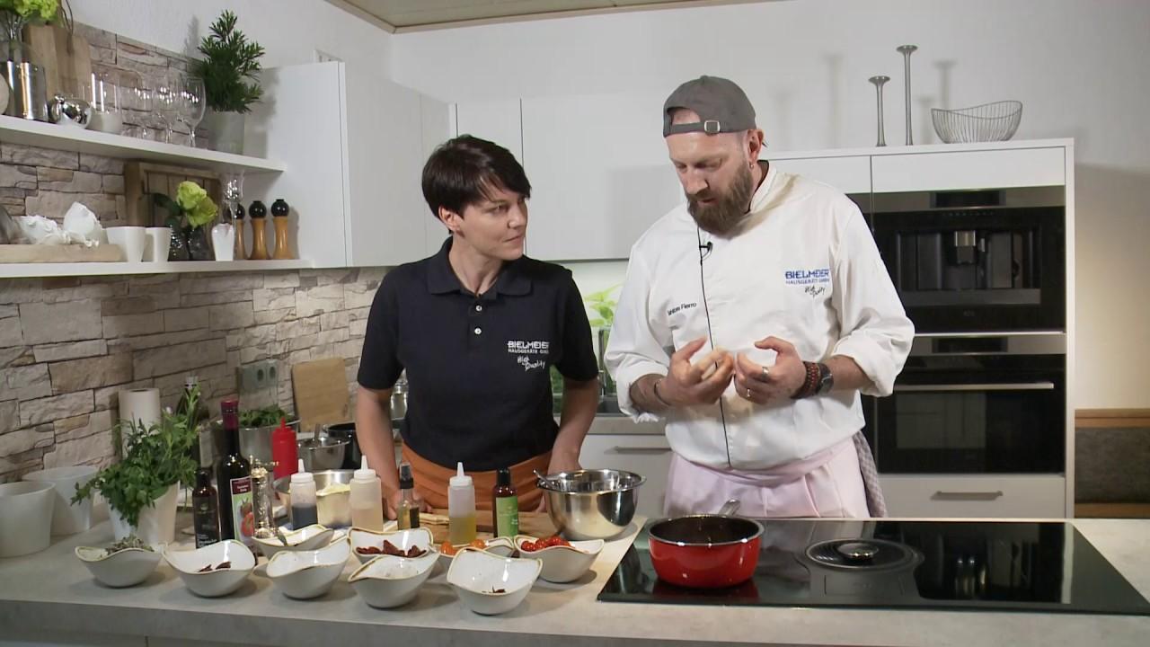 Bielmeier`s Kochshow mit AEG Nr. 1 - YouTube | {Kochshow 41}