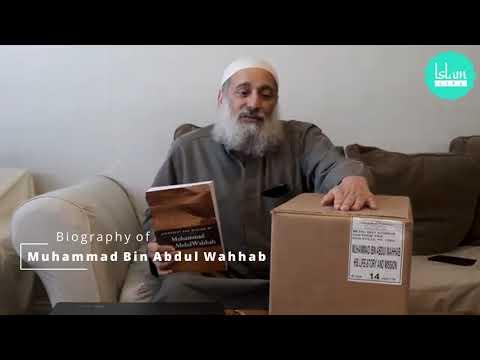 Help the Distribution of Muhammad bin Abdul Wahhab's Biography!