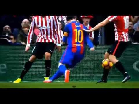 Lionel Messi - Escaping From The Most Impossible Situations ● HD