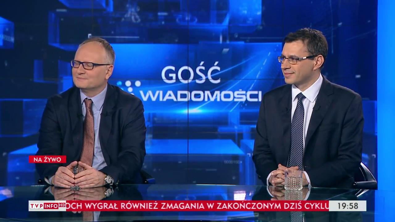 100 dni premiera Morawieckiego – Gość Wiadomości
