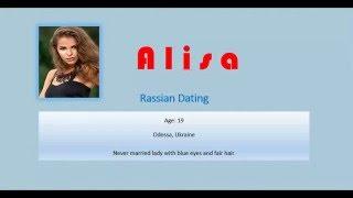 Russian Dating. Alisa