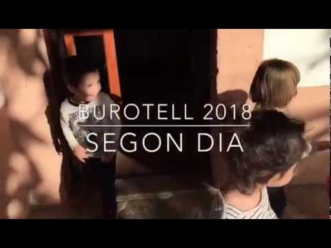 Escoleta Teringa: segon dia a Burotell  abril 2018