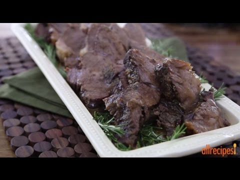 How to Make Slow Cooker Pot Roast | Pot Roast Recipes | Allrecipes.com