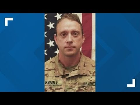 LIVE | Fort Hood's Dignified Transfer Of David Knadle