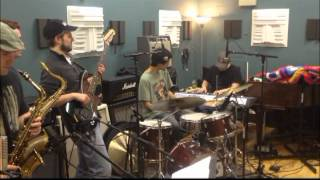 Strange Changes - Evil Genius (Live at Barefoot Studios)