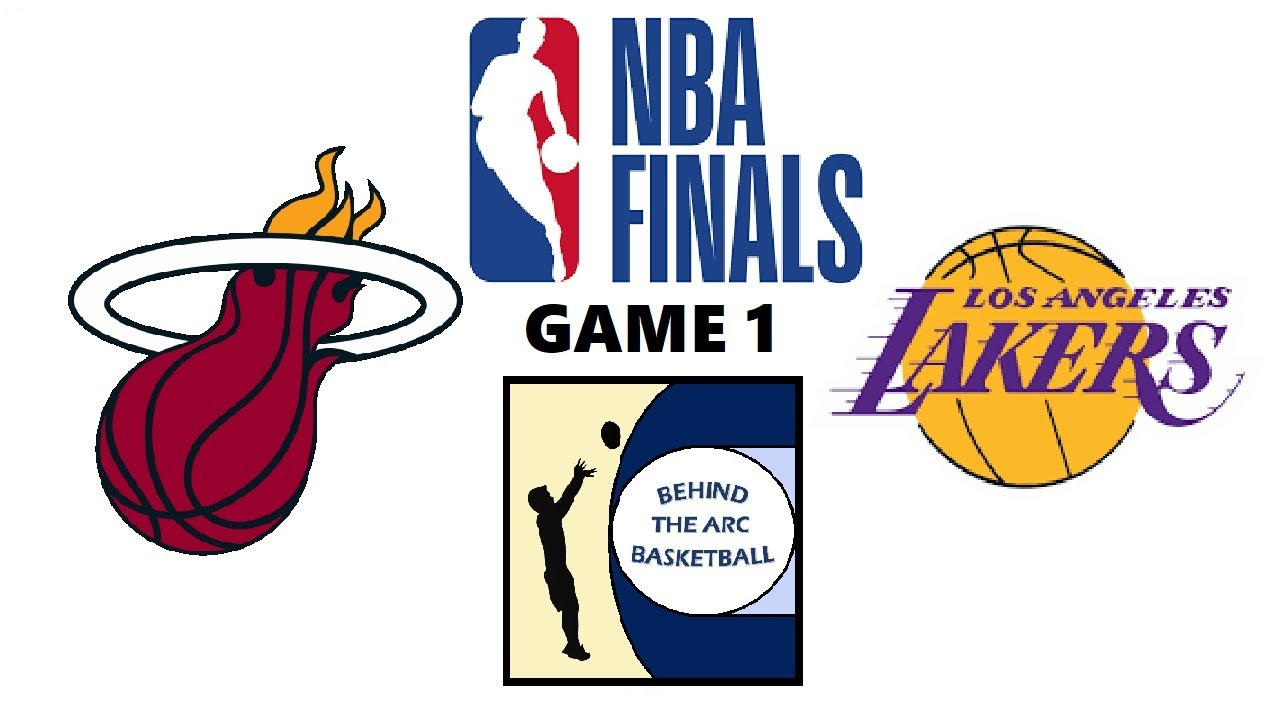 Nba Finals Game 1 Miami Heat Vs Los Angeles Lakers Live Play By Play Reactions Youtube