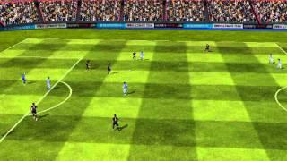 FIFA 14 Android - FC Barcelona VS Real Sociedad EPIC FAIL