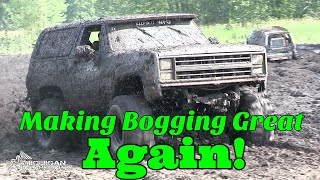 Making Bogging Great Again
