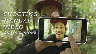 Video How To Shoot Manual Video On Your Phone download MP3, 3GP, MP4, WEBM, AVI, FLV Oktober 2018