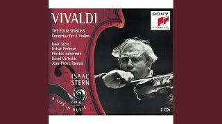 Concerto for Two Violins, Strings and Continuo in D Minor, RV 514: I. Allegro non molto