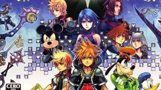 DARKNESS OF THE UNKNOWN FULL AND COMPLETE HD- Kingdom Hearts 2.5 ReMIX Soundtrack