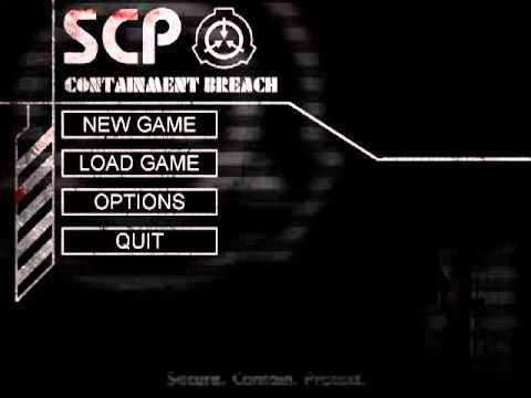 SCP Containment Breach Review