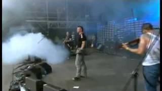 КняZz - Человек-Загадка (live «Нашествие 2011»)
