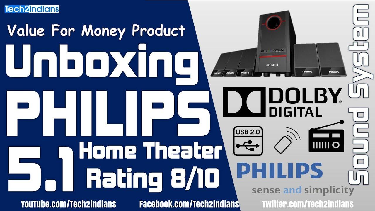 Philips home theatre model 2511