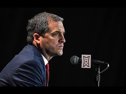 2018 MBB Media Day - Iowa State Coach Steve Prohm