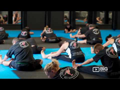 Toodokan Self Defence Academy in Sydney: Fitness and Personal Development for Kids and Adults