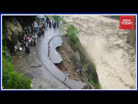 Flood Hits North East India