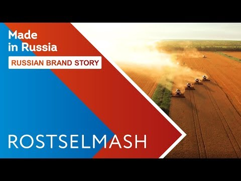 Made in Russia #5 Rostselmash