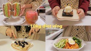 (sub)diet vlog 간단해서 꾸준히 지속가능한 …