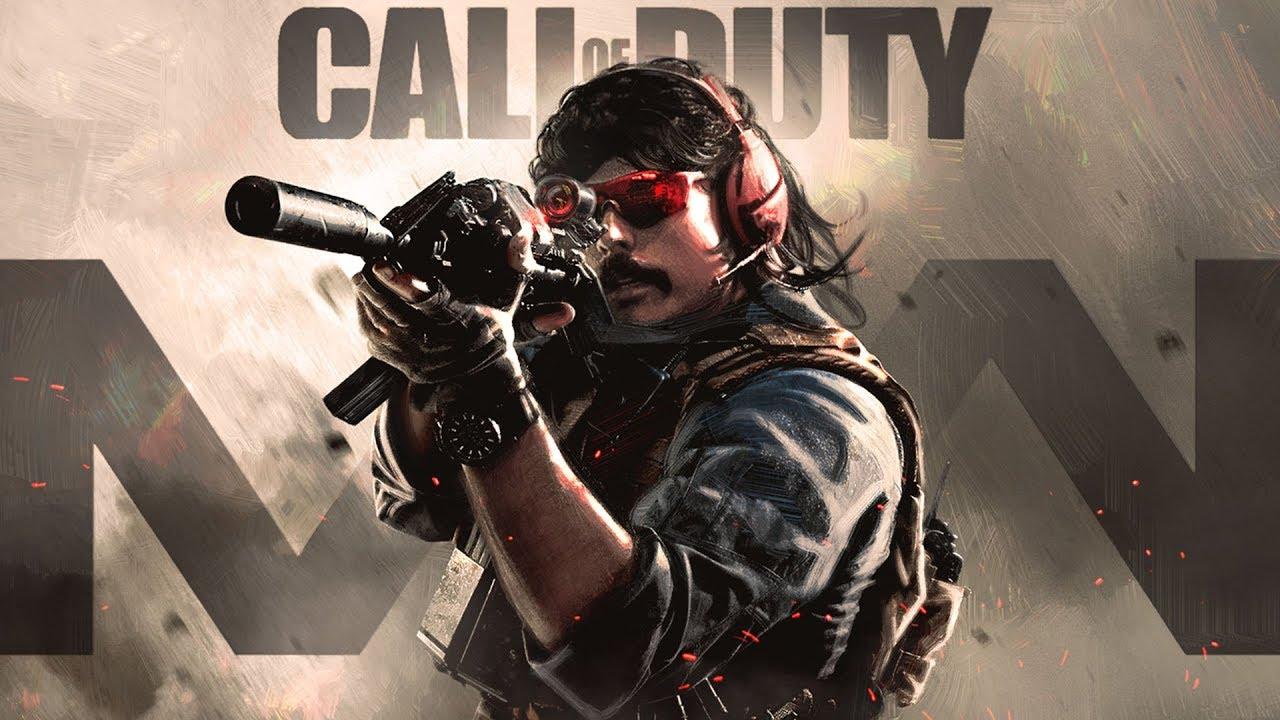 Drdisrespect Shows His Dominance In Modern Warfare Pc