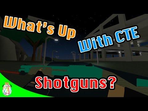 What's Up with CTE Shotguns? (Shotgun Balance Changes)