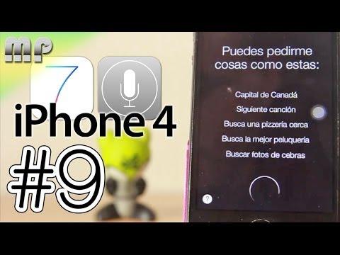 Siri iPhone 4 iOS 7 FINALMENTE ( #MartesTweaks #9)