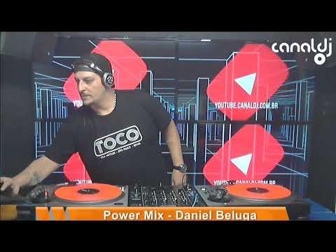 DJ Daniel Beluga - Psy Trance - Programa Power Mix - 04.07.2019