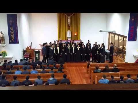 St Paul's and Marist Gospel choir 2015