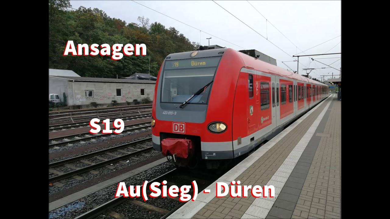 S Bahn Düren Köln