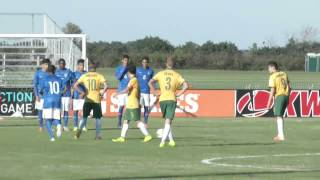 2014 Nike International Friendlies: Australia vs. Brazil