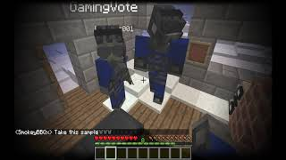 Minecraft scp lockdown mod review ita 1