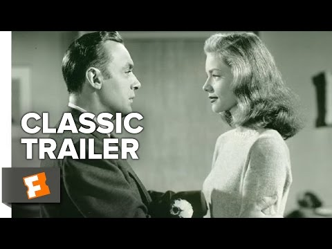 Confidential Agent (1945) Official Trailer - Lauren Bacall,