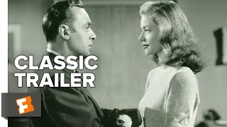 Confidential Agent (1945) Official Trailer - Lauren Bacall, Charles Boyer Movie HD