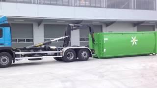 заказать контейнер под мусор в Москве