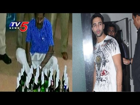 Rave Party Busted In Hero Navdeep Farmhouse | TV5 News