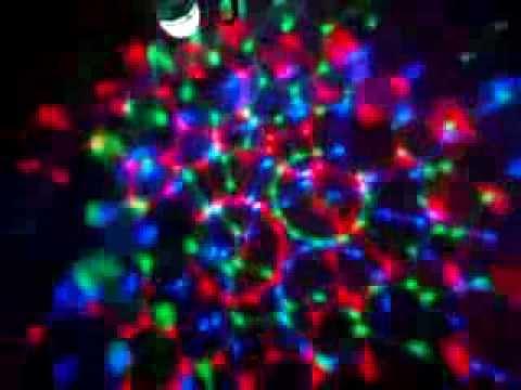 Foco led colores giratorios youtube - Focos led con luces de colores ...