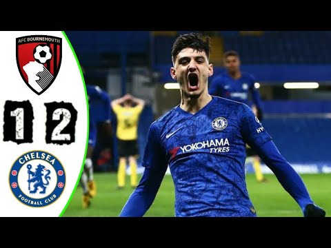 Download Bournemouth Vs Chelsea 1 - 2 | Highlight All Goals | International Friendly Match 2021