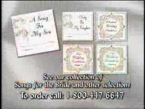 """Mother Son Wedding Song - """"A Song For My Son"""""""