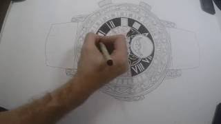 Marcus B Williams - Patek Timelapse